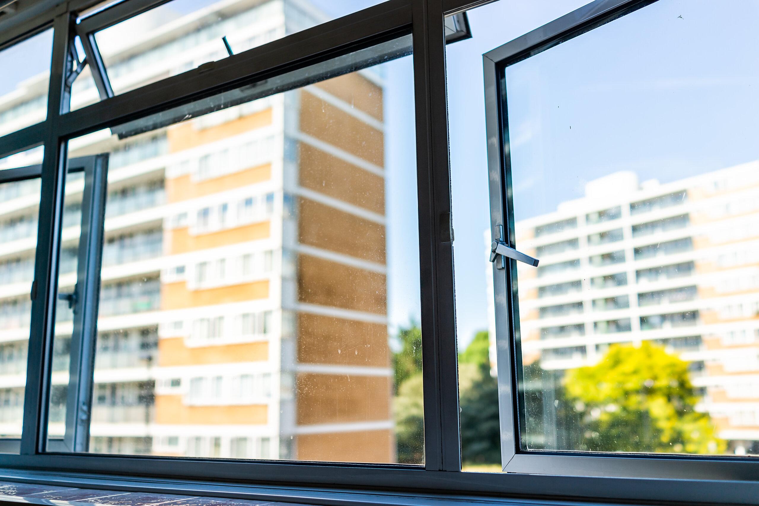 Vidro da janela