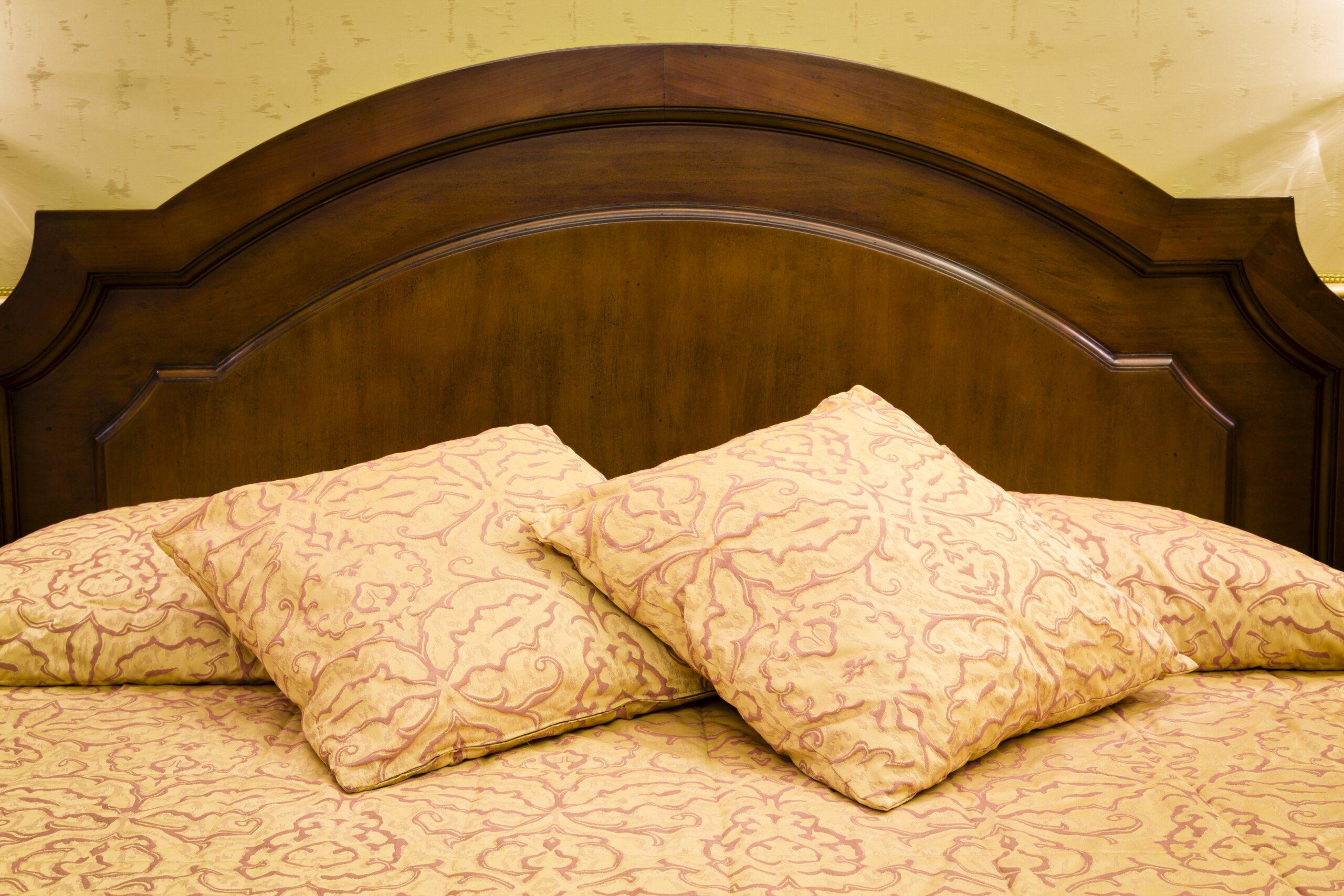 Cabeceira da cama