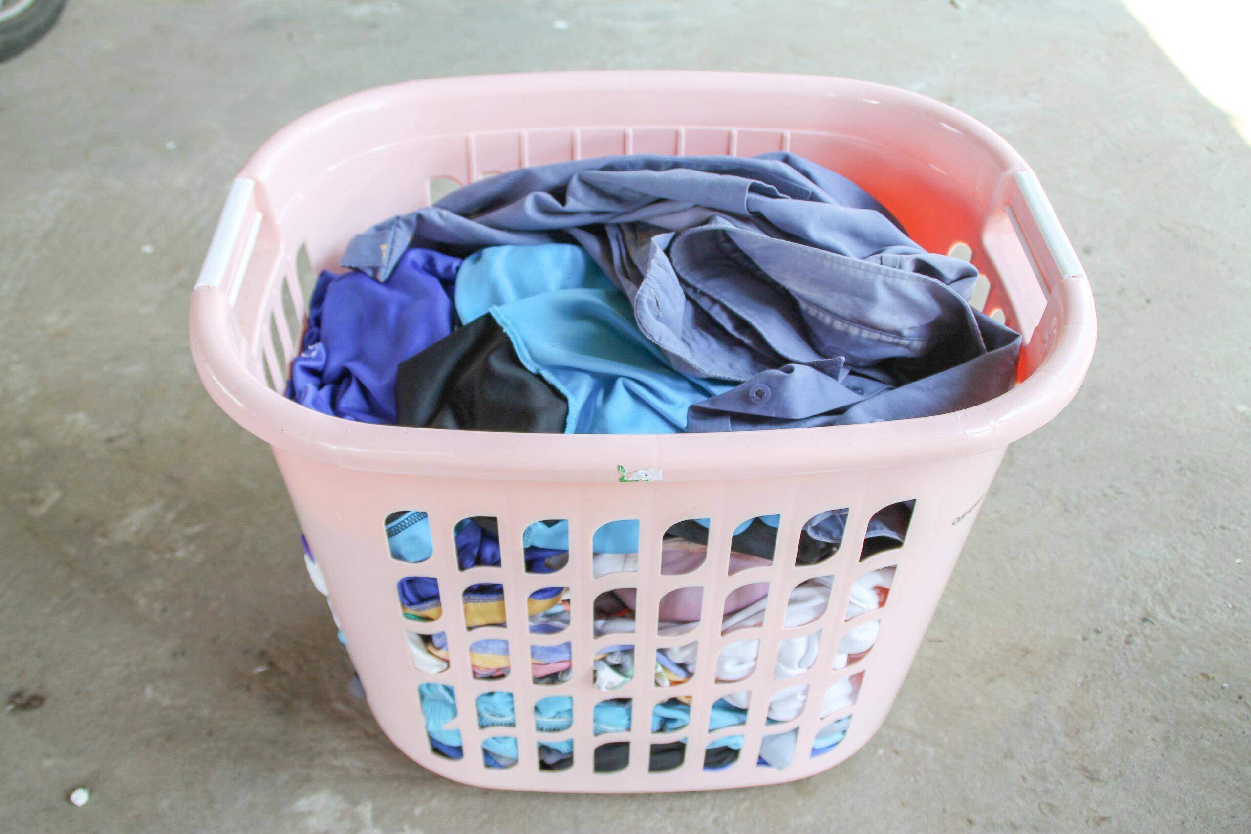 Cesto para roupa